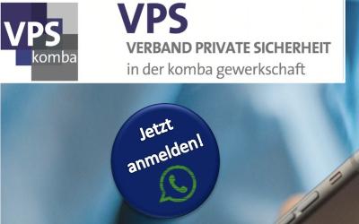 Luftsicherheits-News über WhatsApp auf Dein Handy